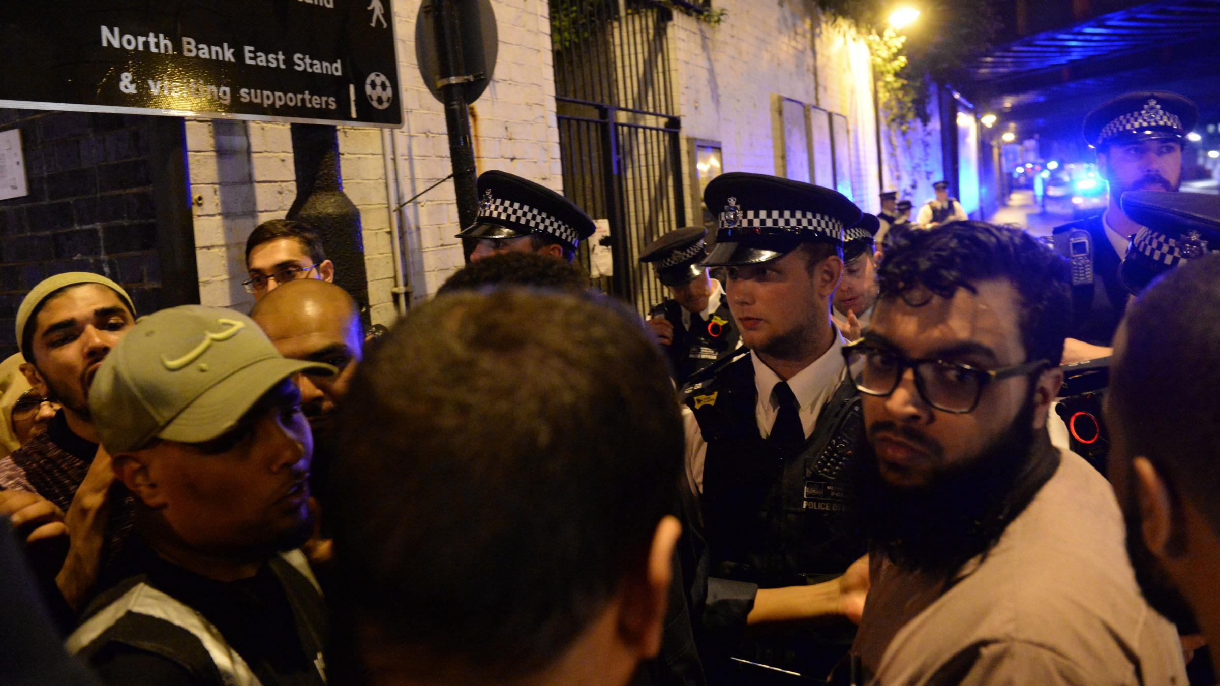 'Totally shocked' by London mosque incident: United Kingdom  opposition leader Jeremy Corbyn